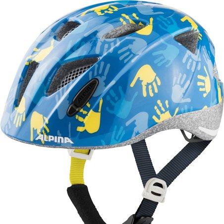 Alpina Kaski - ALPINA KASK XIMO  BLUE HANDS GLOSS 47-51 new 2021